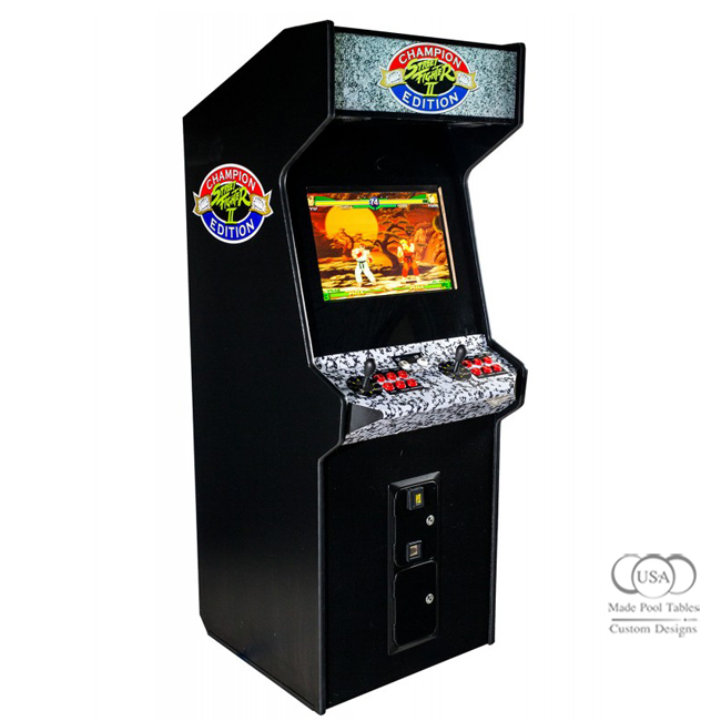 Arcade Games System