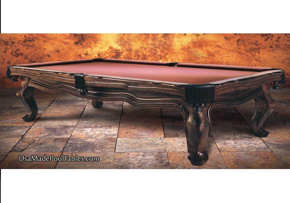 CASANOVA POOL TABLES