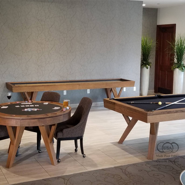 GAMES & TABLES