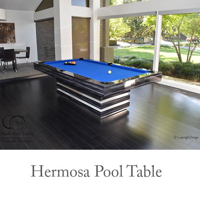 Hermosa Modern Pool Tables