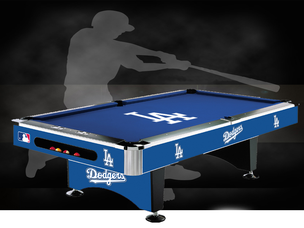 NFL : MLB : NBA : POOL TABLES : LICENSED POOL TABLES : COLLEGE ...