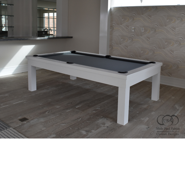 Moderna Contemporary Pool Table