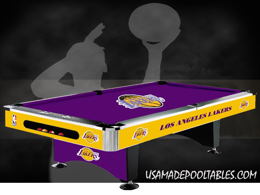 NBA POOL TABLES
