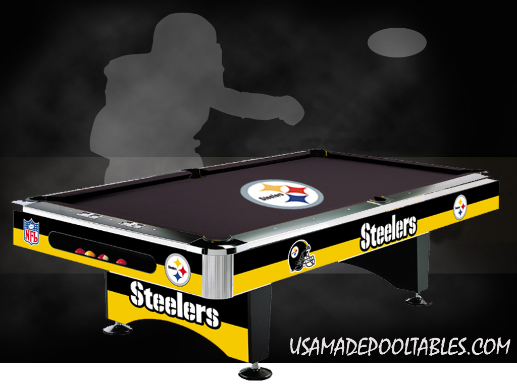 NFL POOL TABLES