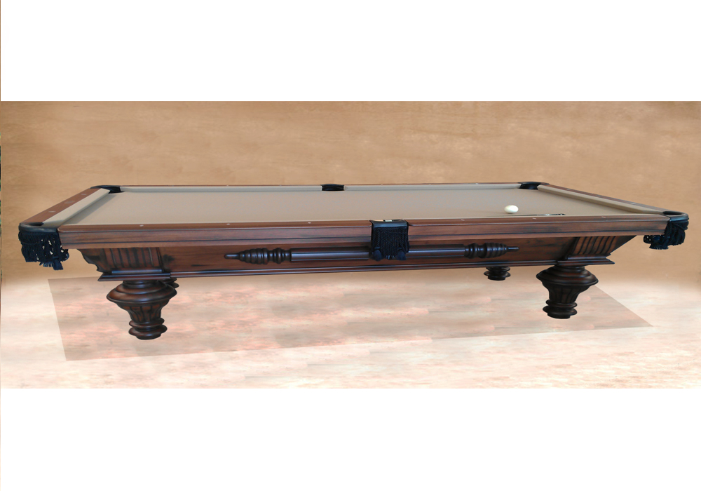 Vintage Pool Tables