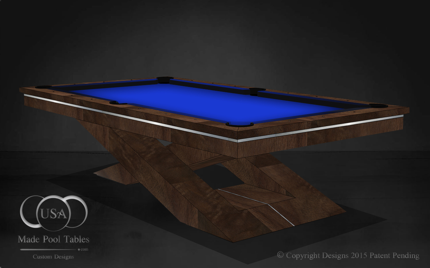Pool tables pool table contemporary pool tables - Modern pool table ...