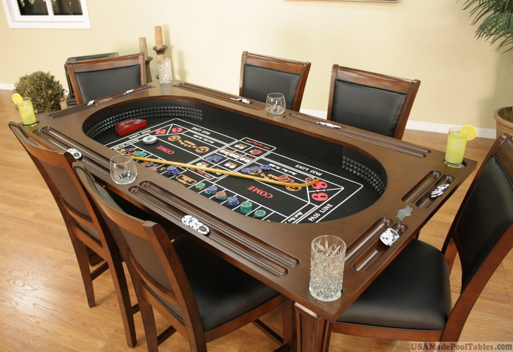 Game Tables Poker Tables Craps Tables Dining Table 3