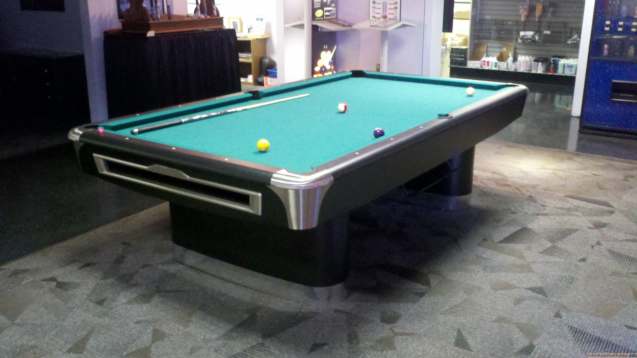 Titan Commercial Pool Tables Commercial Pool Table Los