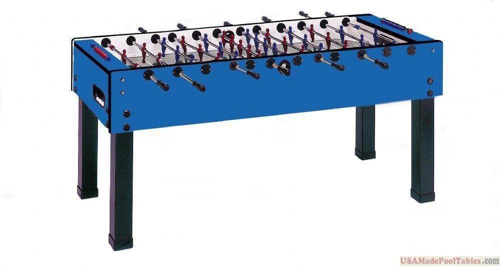 6-Player Foosball Table