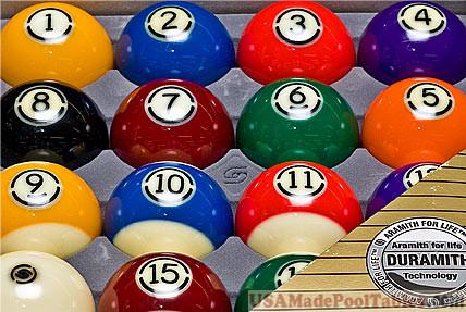 Aramith Tournament Ball Set