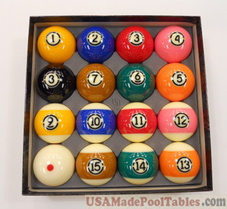 Aramith TV Tournament Pool Ball Set