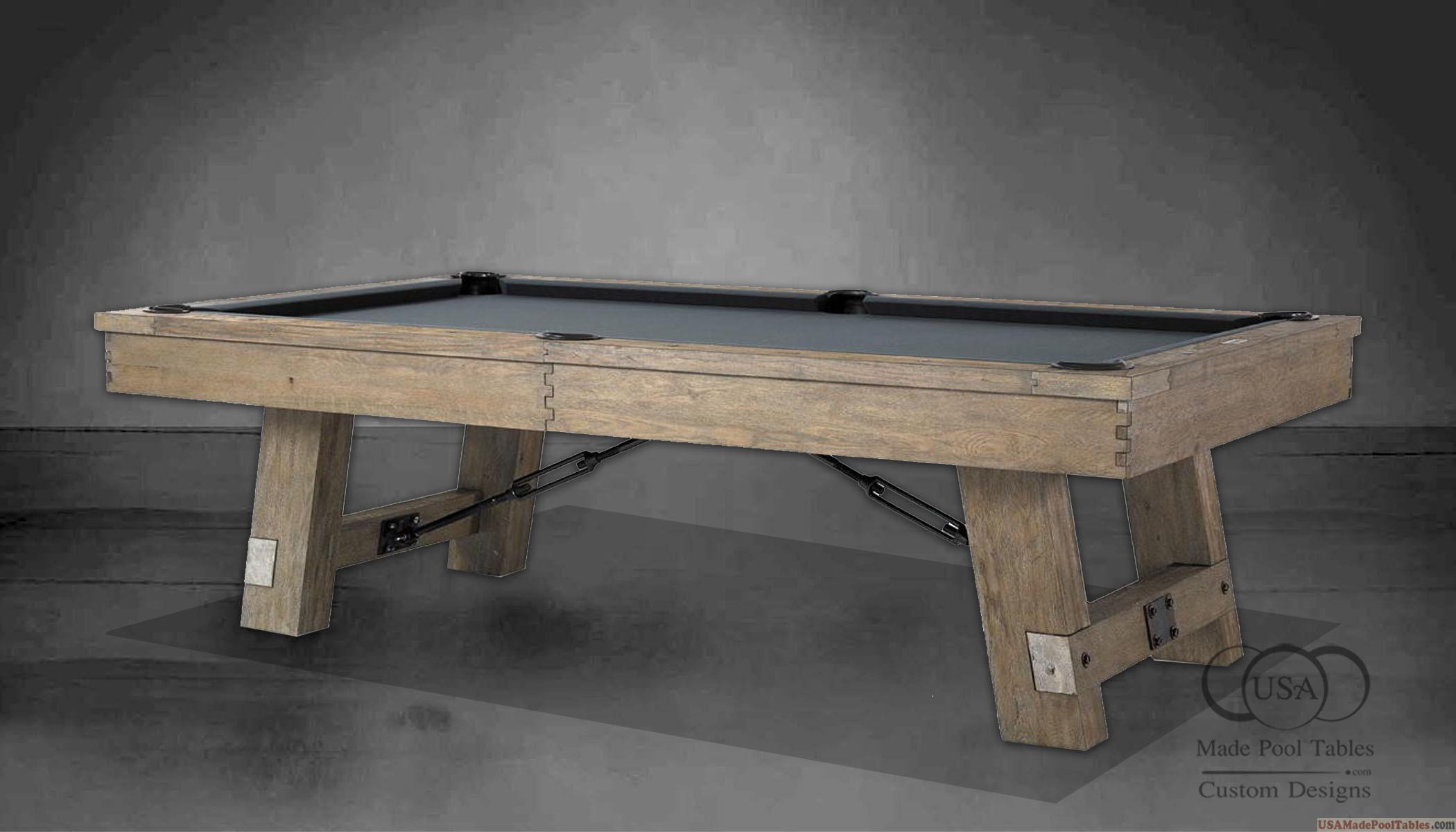 Rustic Billiard Tables Rustic Pool Tables Rustic Pool