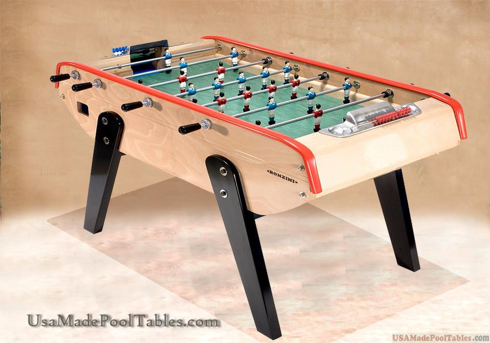 Bonzini Foosball Table Garlando Soocer Table Tornado
