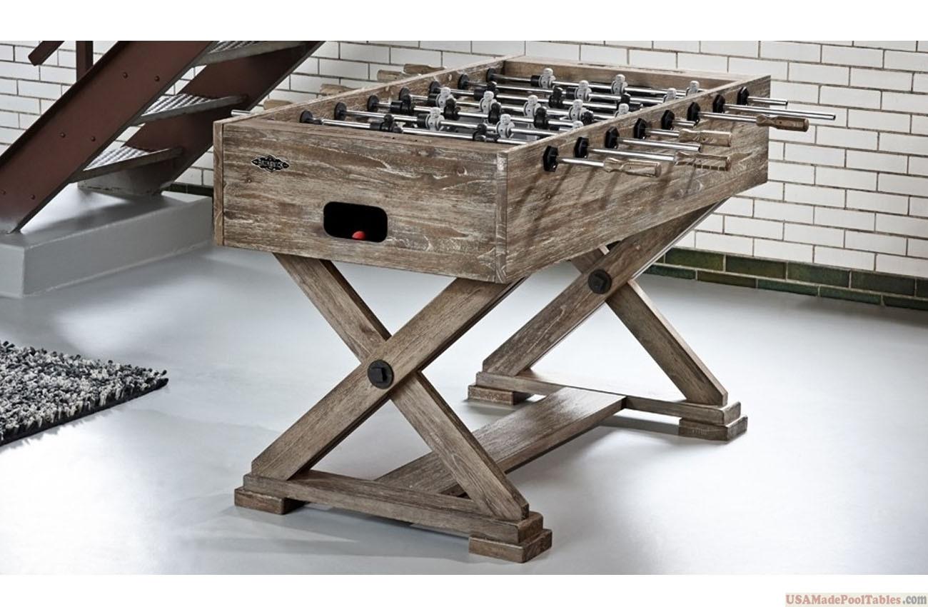 Brixton Foosball Table