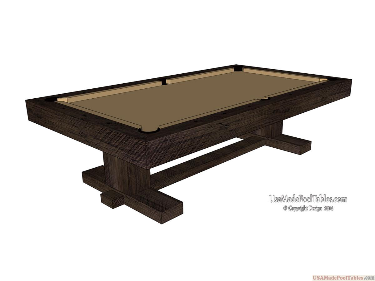CABIN POOL TABLE