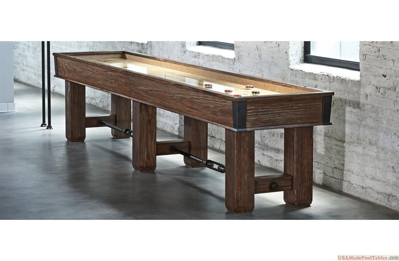 Canton Shuffleboard Table