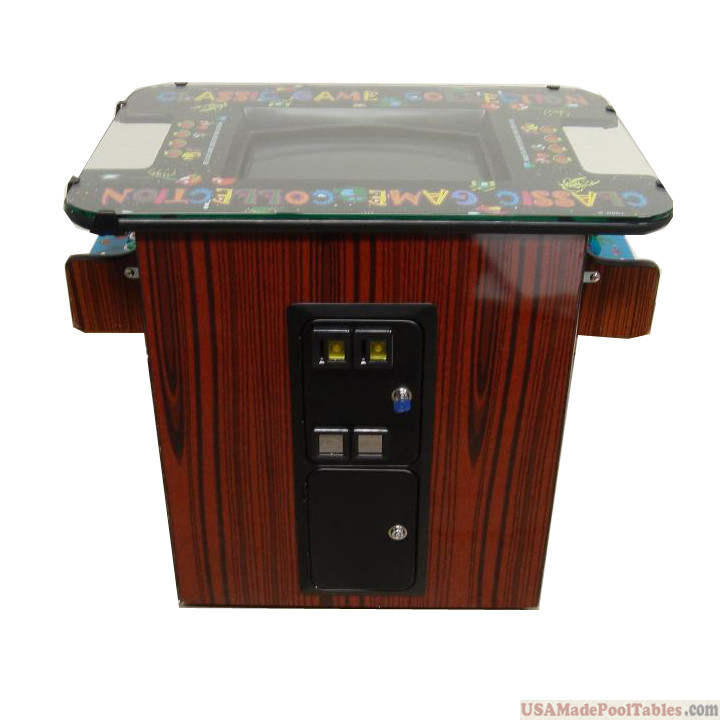 ARCADE 60 IN 1 COCKTAIL