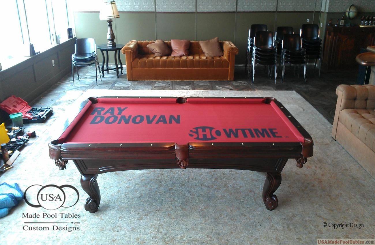 Billiard Poker Table