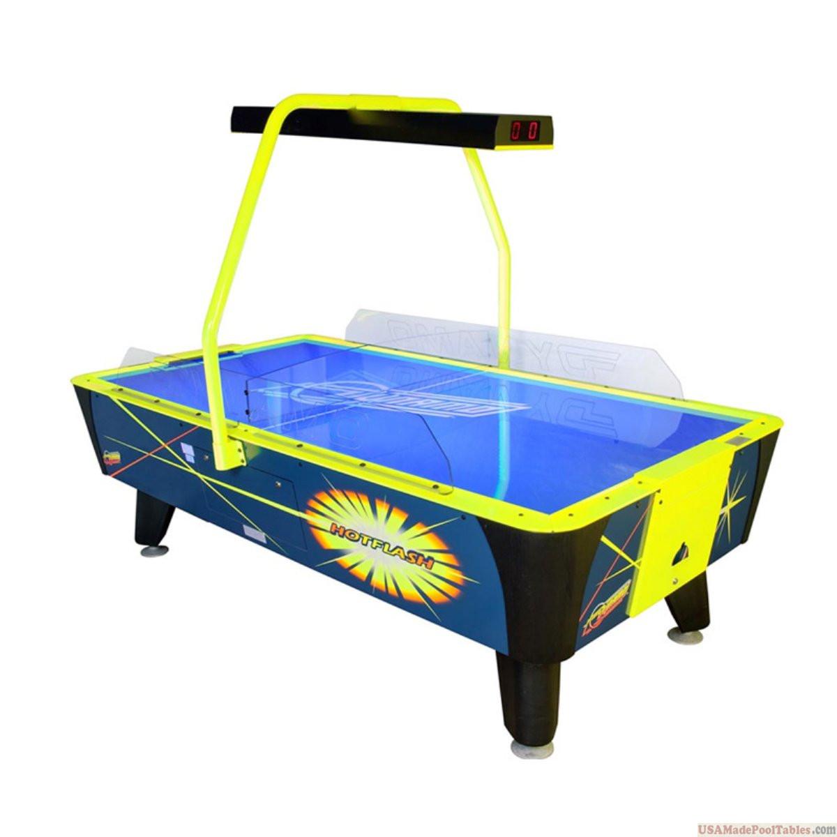 8 foot Flash  Air Hockey Table