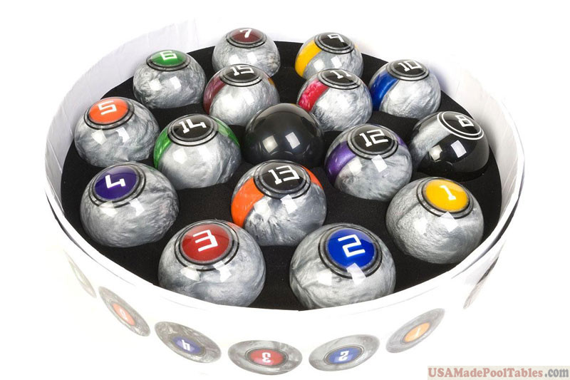 Elephant Lunar Pool Billiard Balls Billiard Supply Usamadepooltables Com