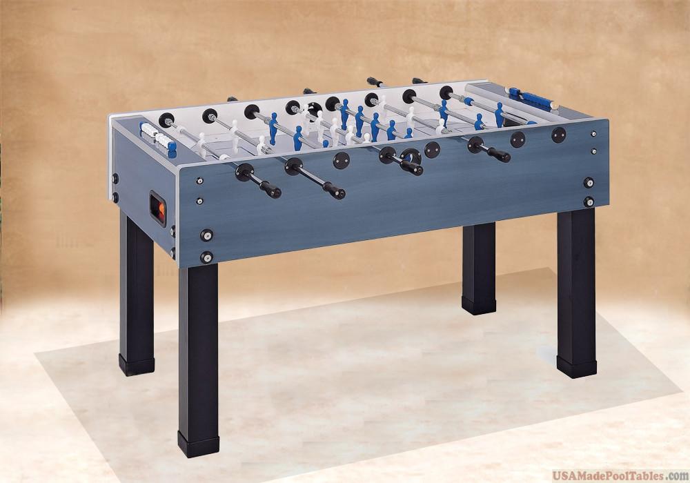 OUTDOOR FOOSBALL TABLES