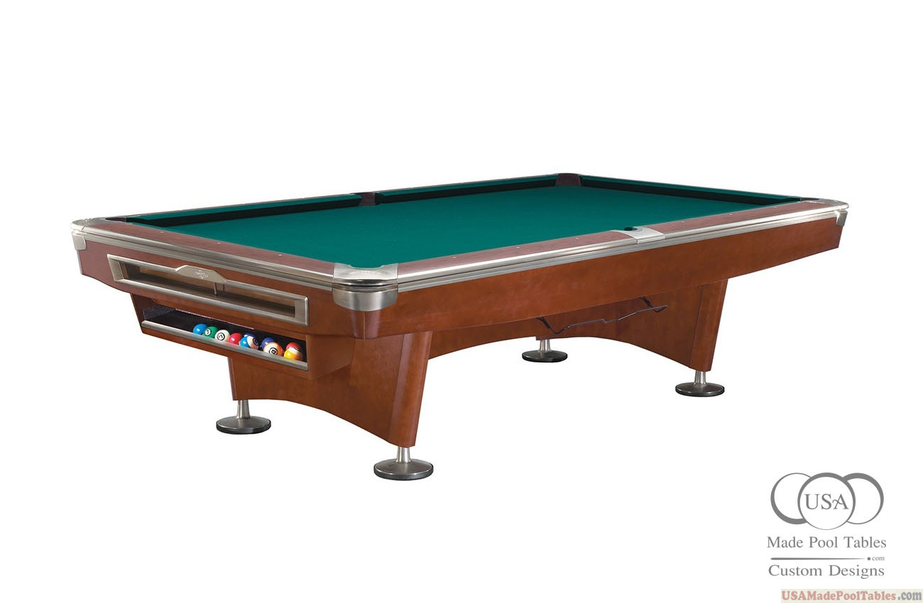 Gold Crown V Pool Table Brunswick