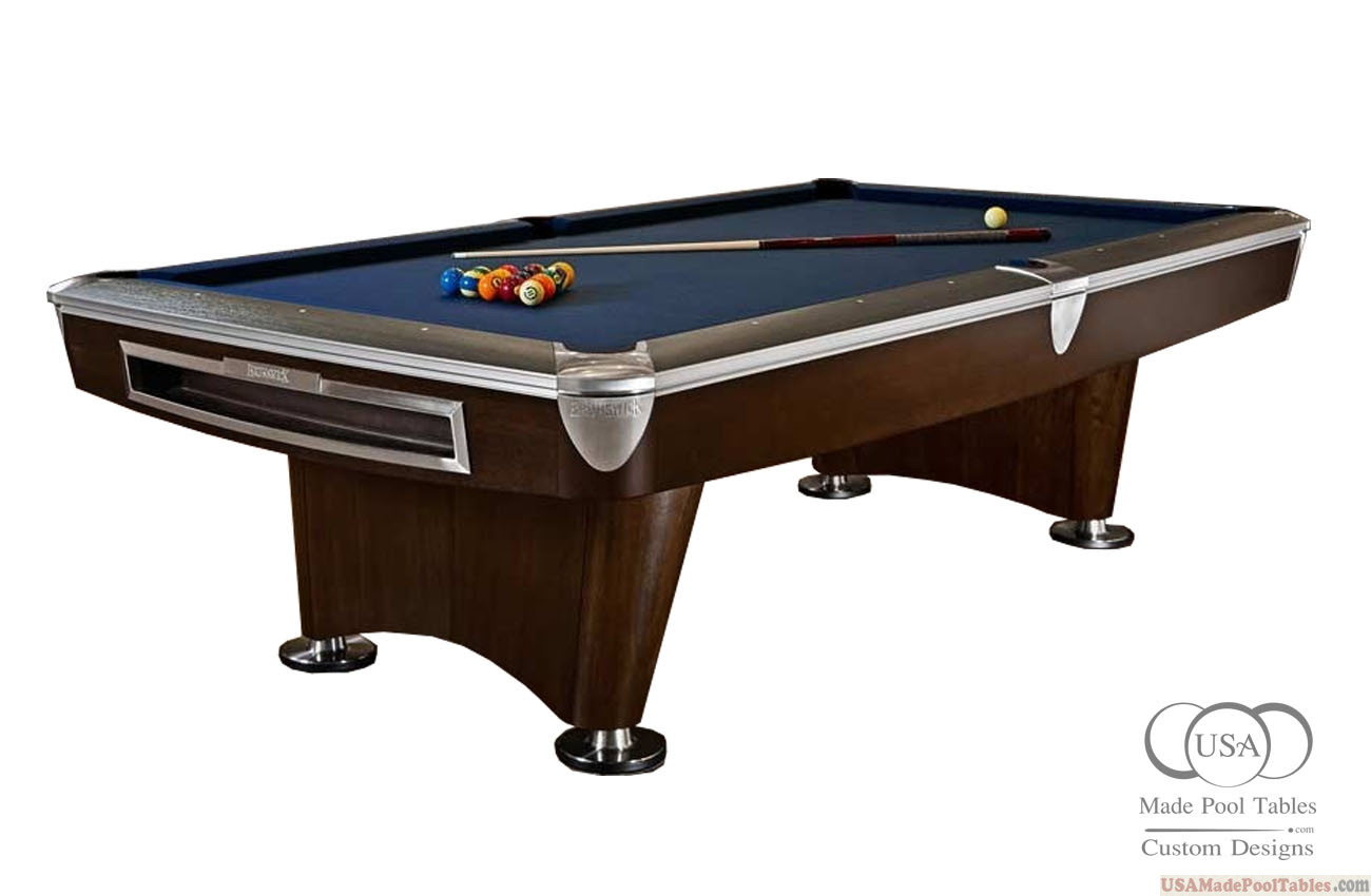 Gold Crown VI Pool Table Brunswick