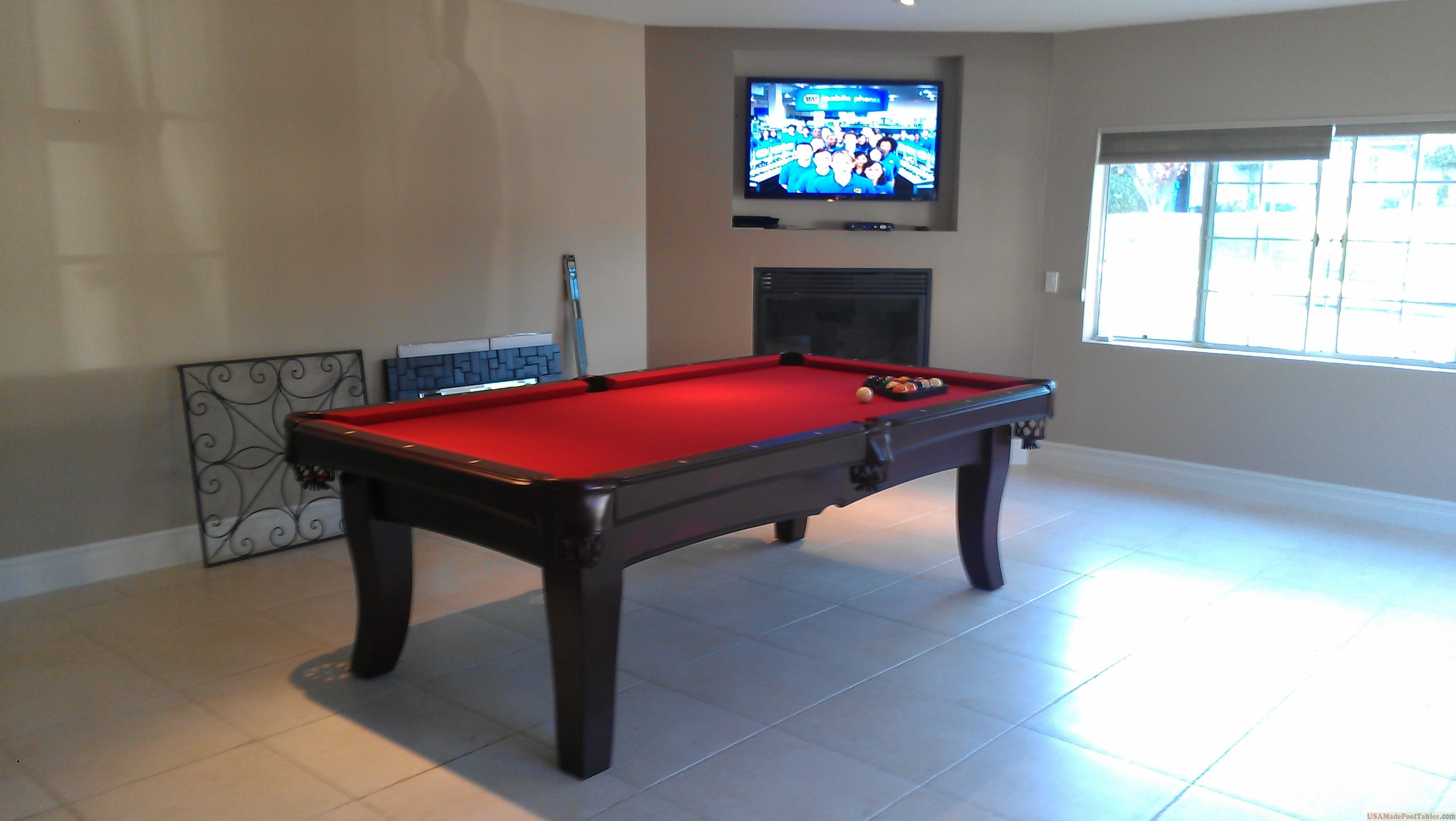 MANHATTAN MODERN POOL TABLES CONTEMPORARY POOL TABLES POOL TABLE - Manhattan pool table