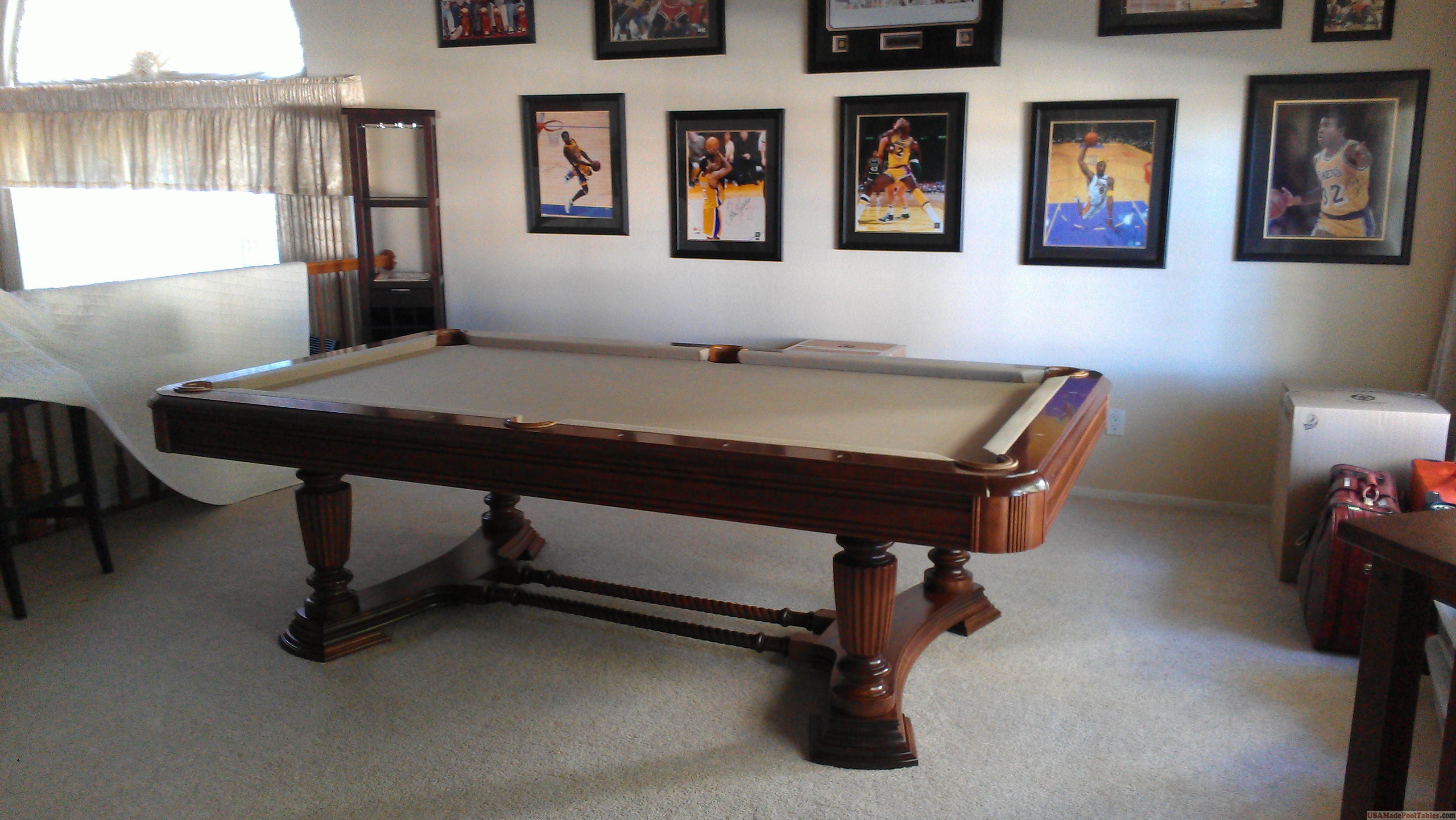 USED POOL TABLES MONTEBELLO LOS ANGELES ORANGE COUNTY VENTURA - Pool table repair san diego