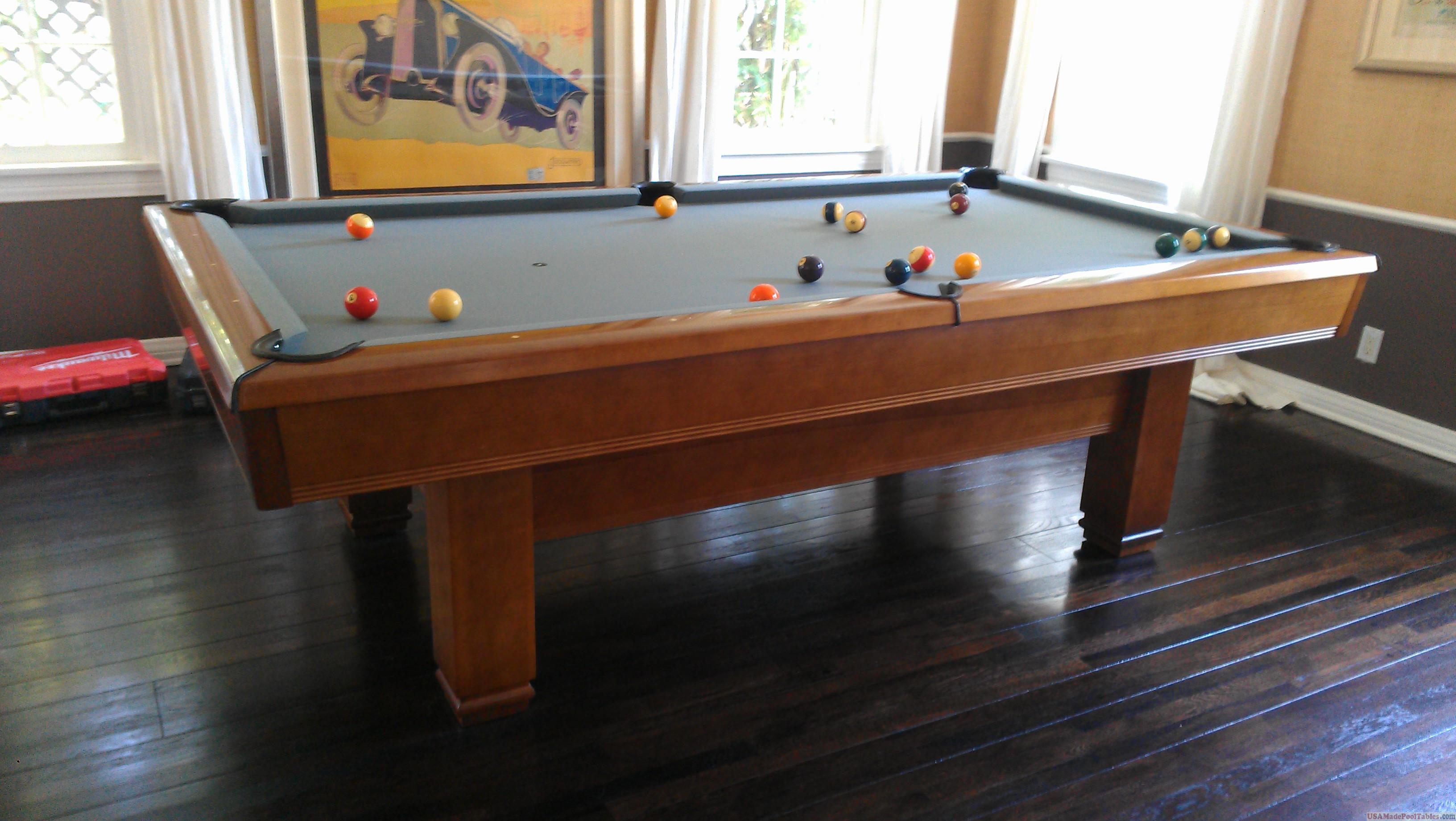 USED POOL TABLES LOS ANGELES BRUNSWICK POOL TABLES VENTURA - Brunswick pool table disassembly