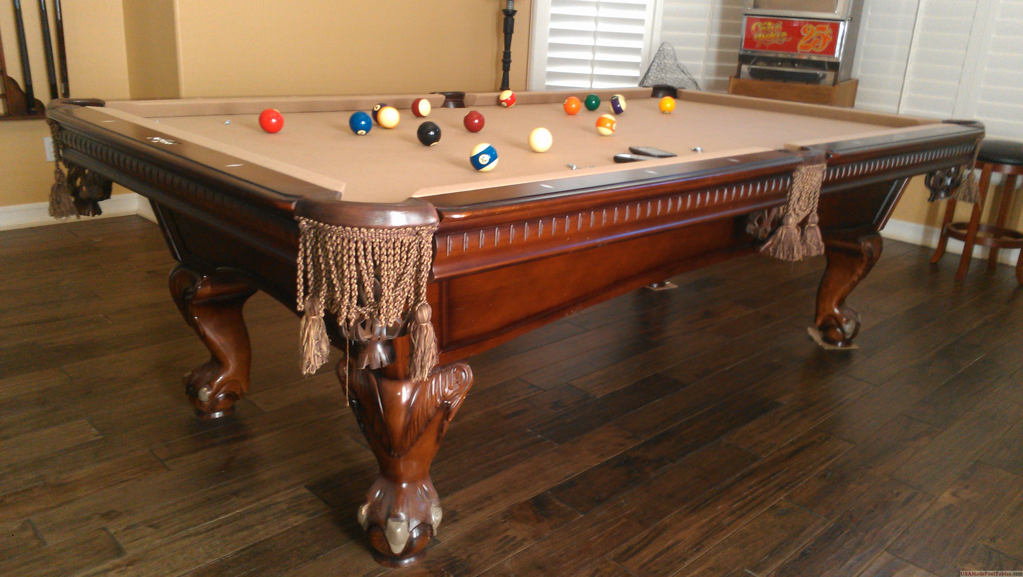 Attrayant POOL TABLES : POOL TABLE