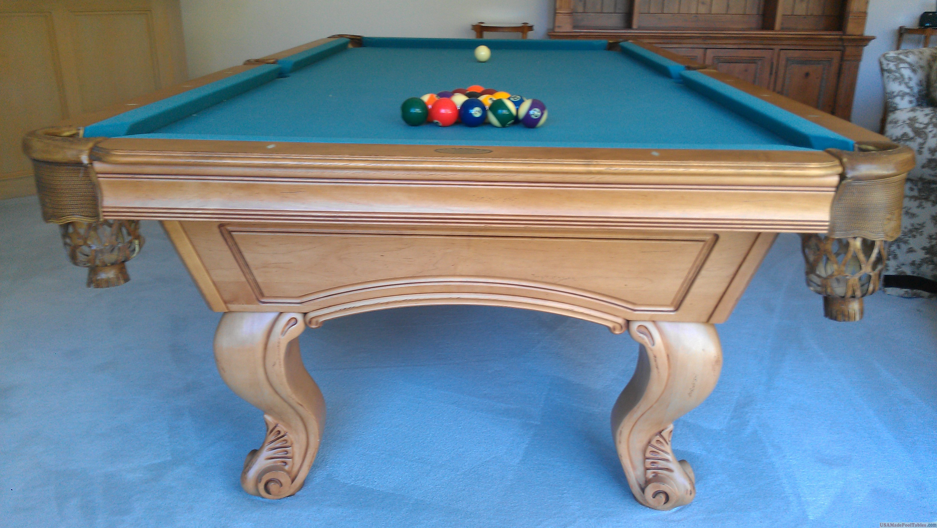 OLHAUSEN POOL TABLES USED POOL TABLES LOS ANGELES ORANGE - Pool table repair san diego
