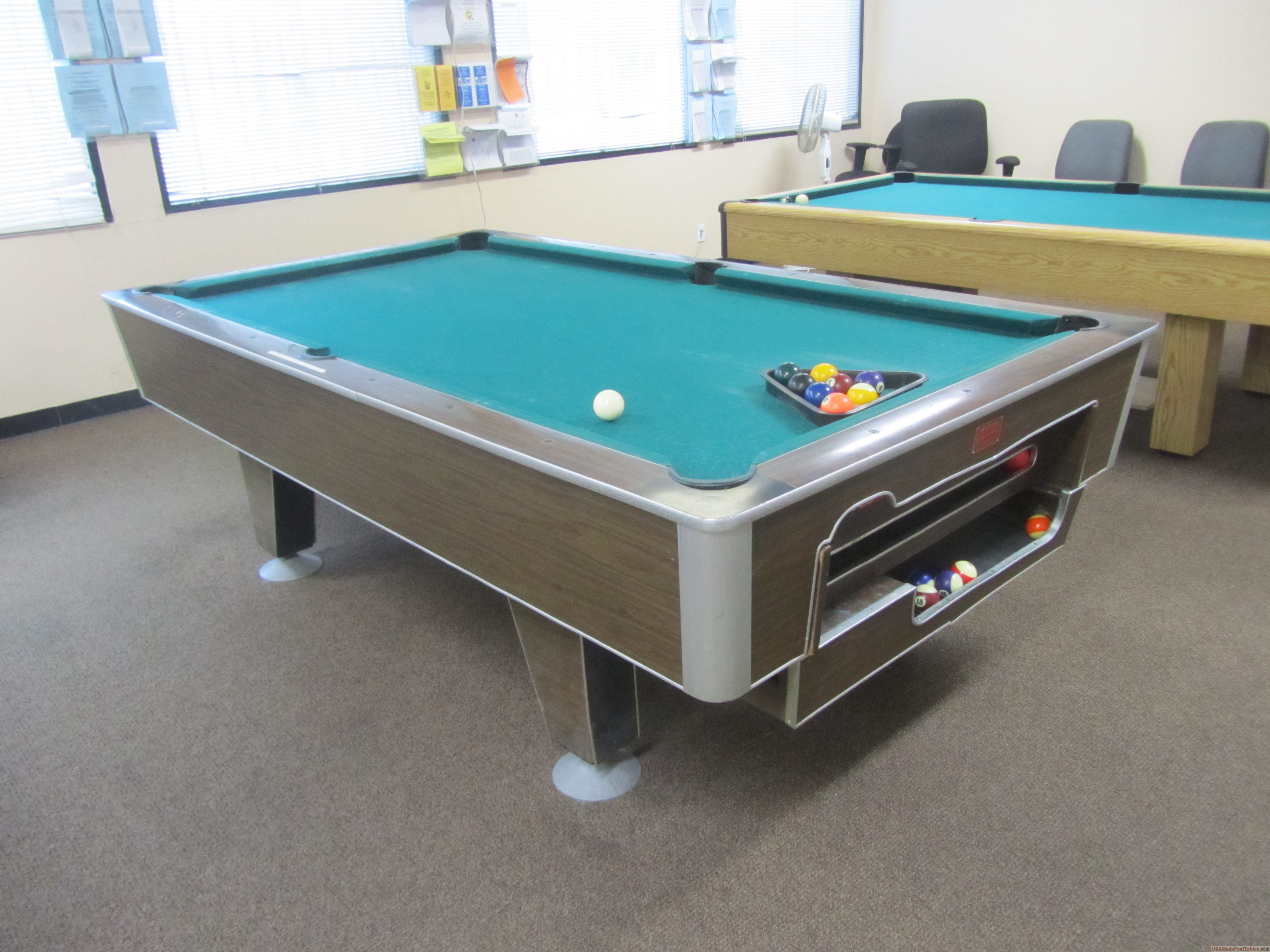 Used Pool Table Remove 3