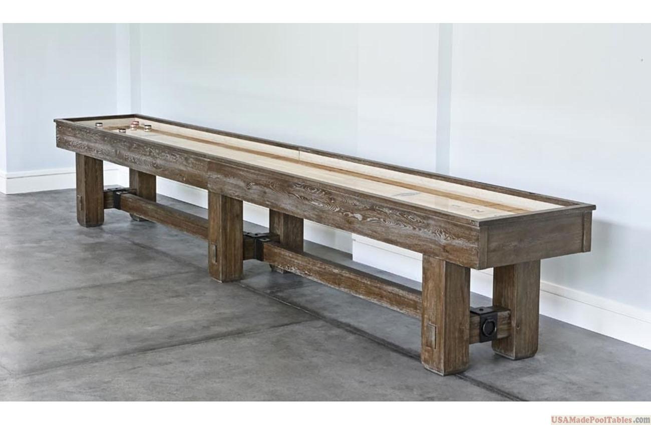 Merrimack Shuffleboard Table