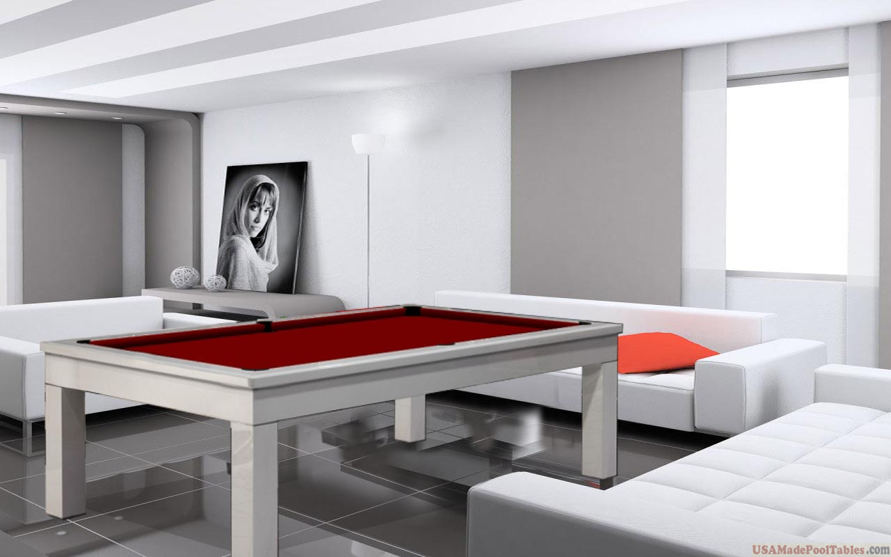 Moderna Pool Table Contemporary Pool Tables Modern