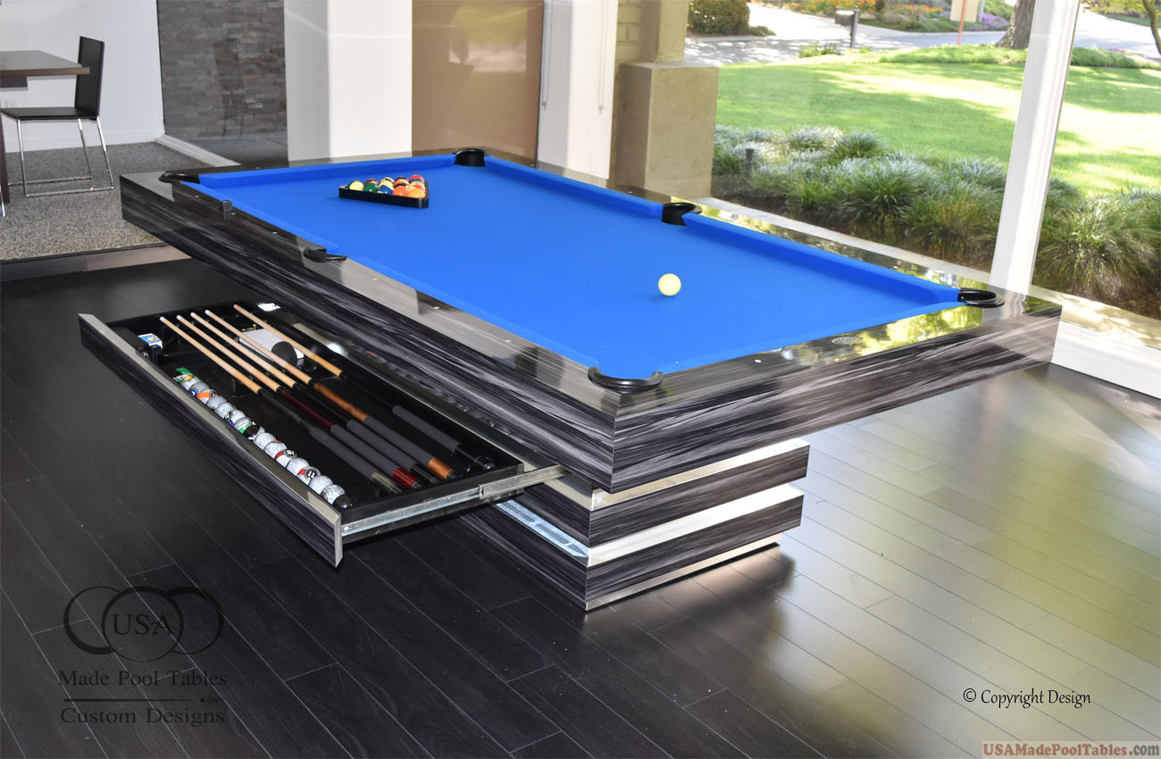 Dining Pool Table Modern Pool Tables Contemporary Pool