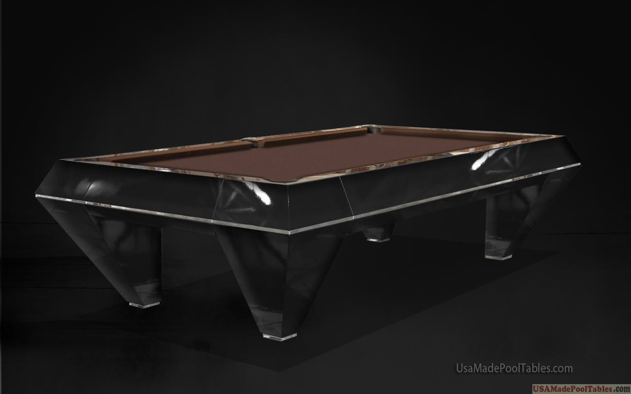 VERSACE POOL TABLE CONTEMPORARY POOL TABLES MODERN BILLIARD - Pool table disassembly cost