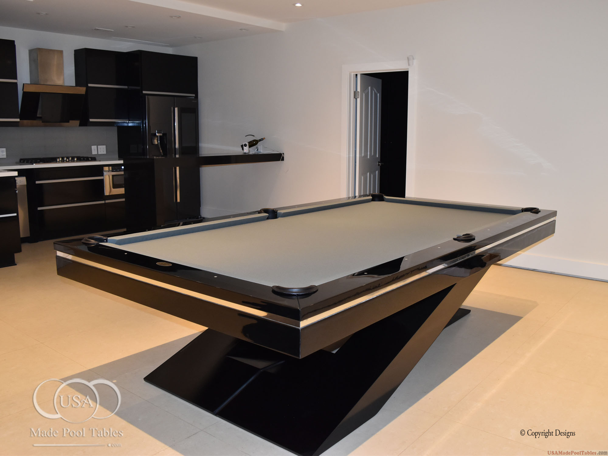 Pool Tables Modern Pool Tables Contemporary Pool