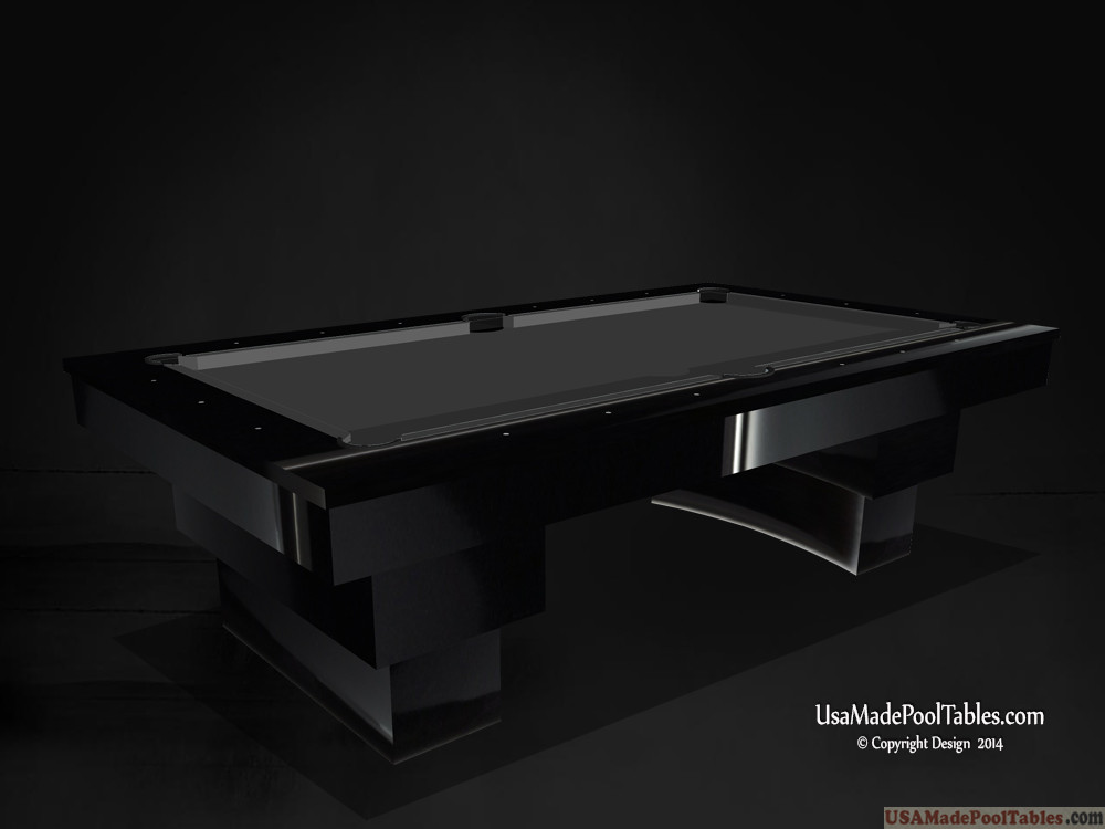 CONTEMPORARY POOL TABLES MODERN POOL TABLES CONTEMPORARY - Composite pool table