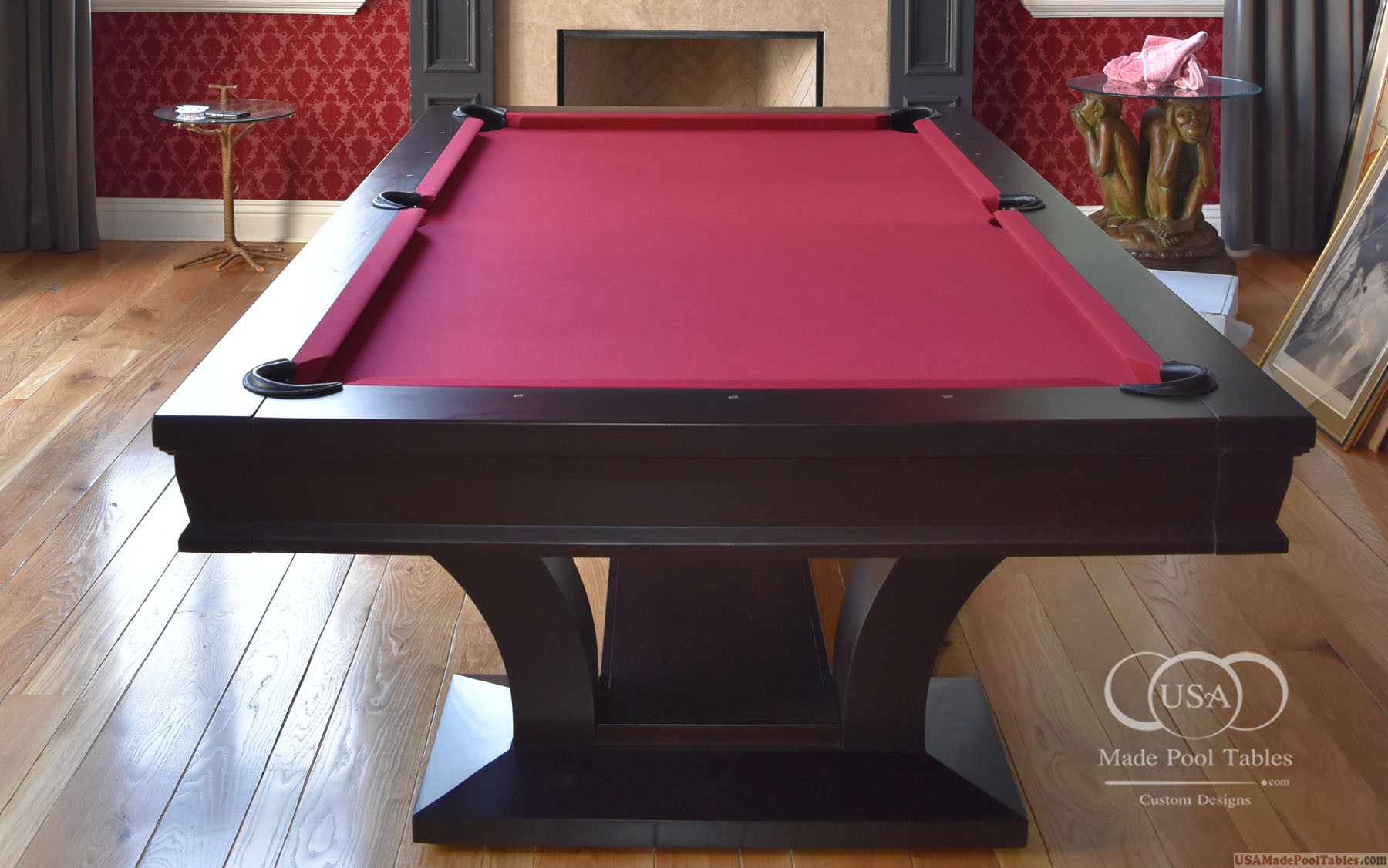 Penthouse Contemporary Pool Table Pool Tables Modern