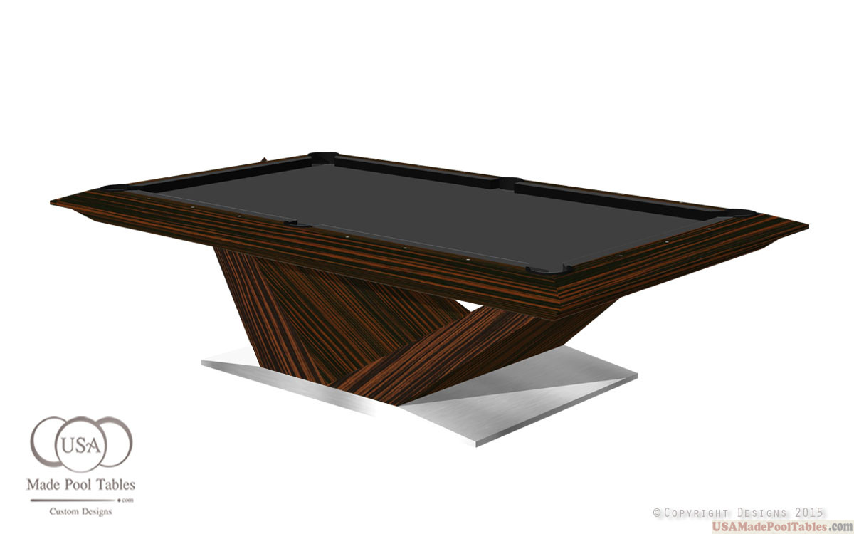 CONTEMPORARY POOL TABLES MODERN POOL TABLES POOL TABLES MODERN - Mr billiards pool table