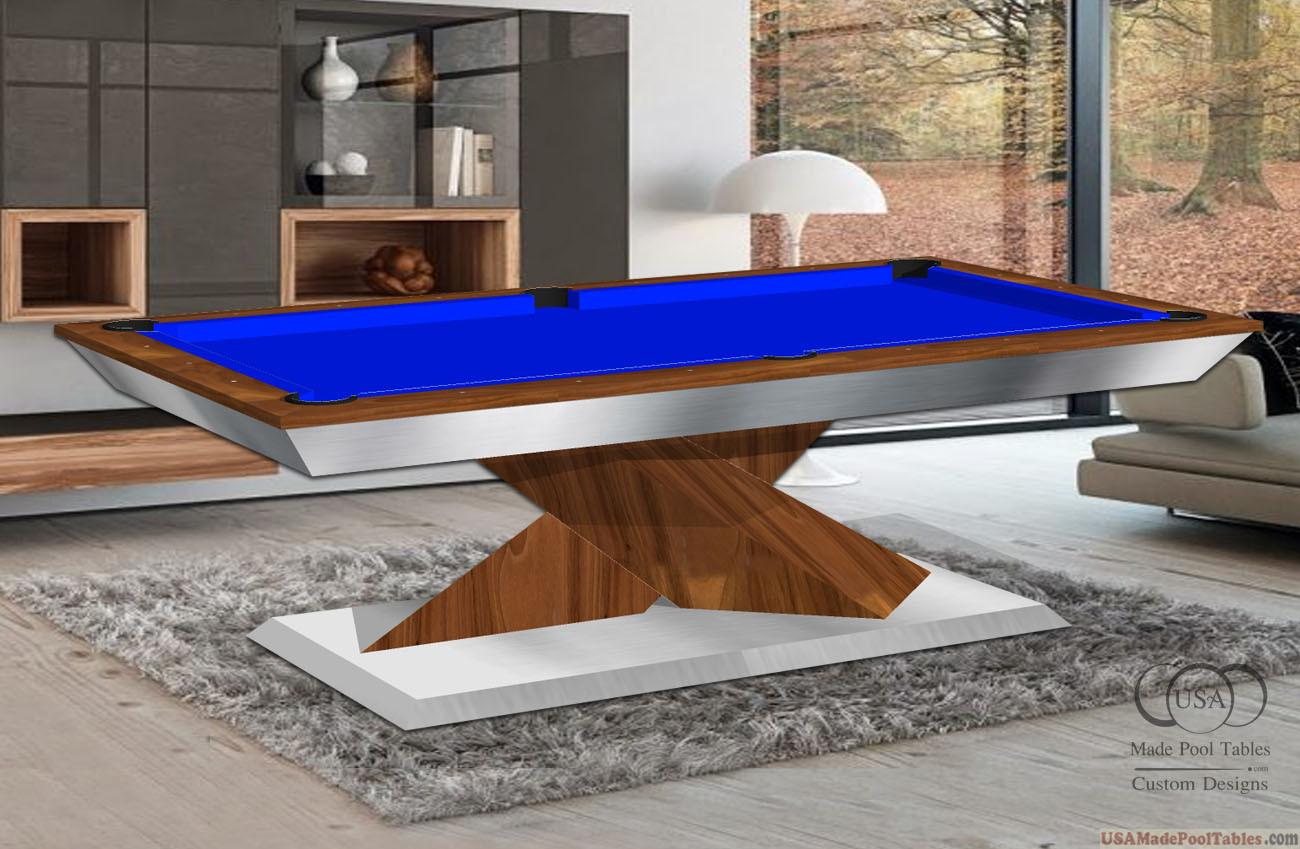 Nitro Modern Pool Table