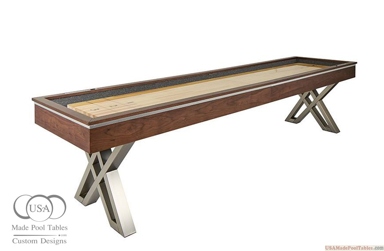 Pierce Shuffleboard Table