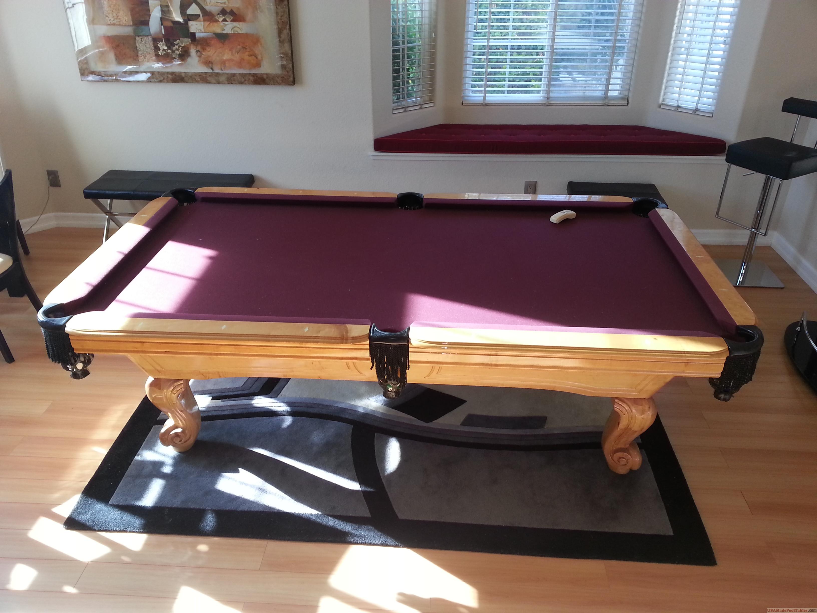 Hollywood Pool Tables Pool Table Los Angeles Orange