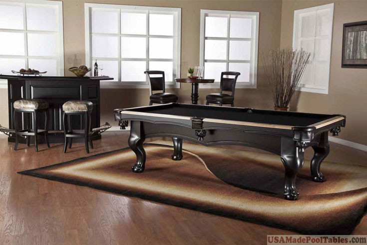 Peter Vitalie Pool Tables Puma Table
