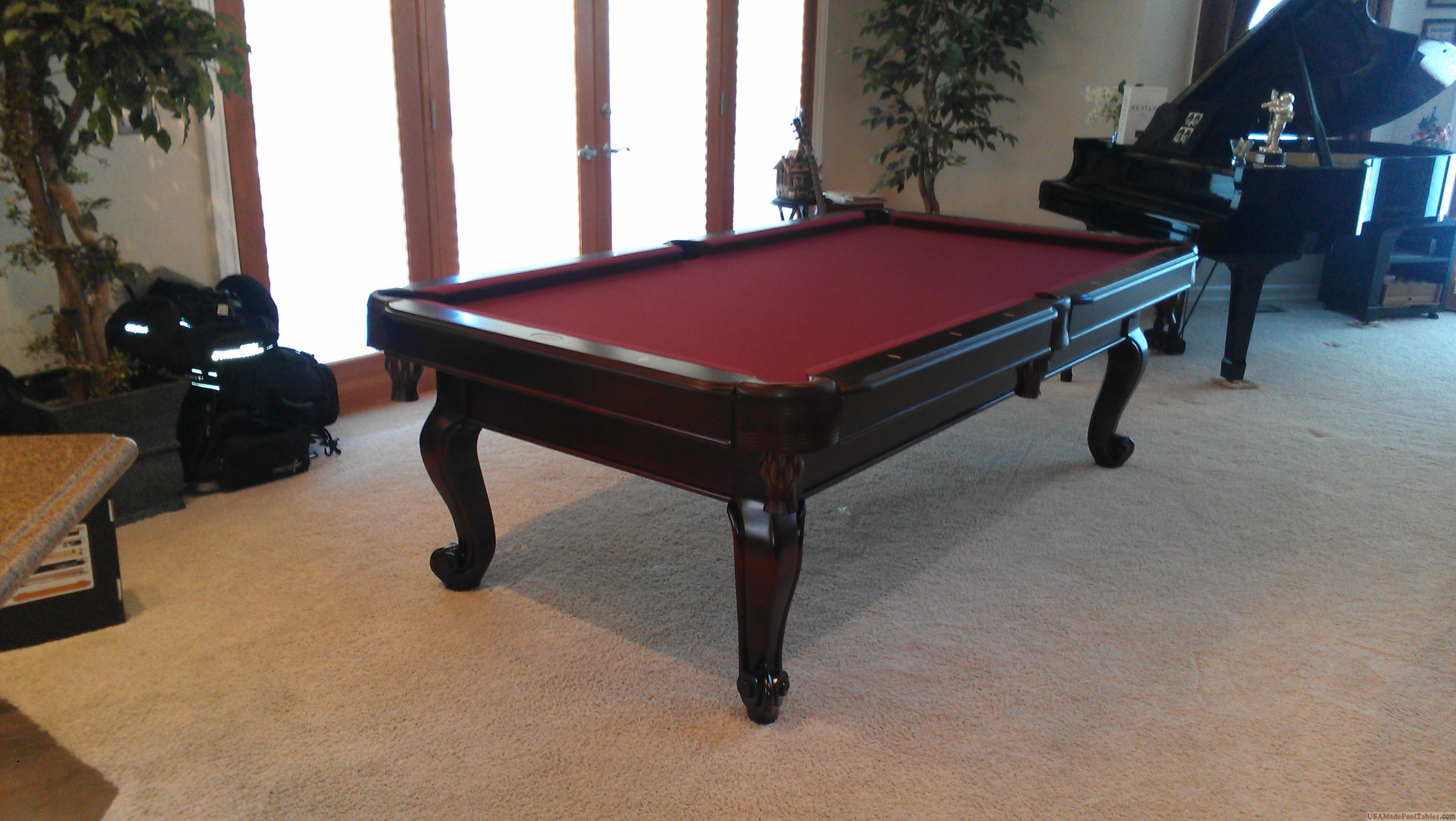 USED POOL TABLES POOL TABLES LOS ANGELES POOL TABLES ORANGE - Pool table repair san diego