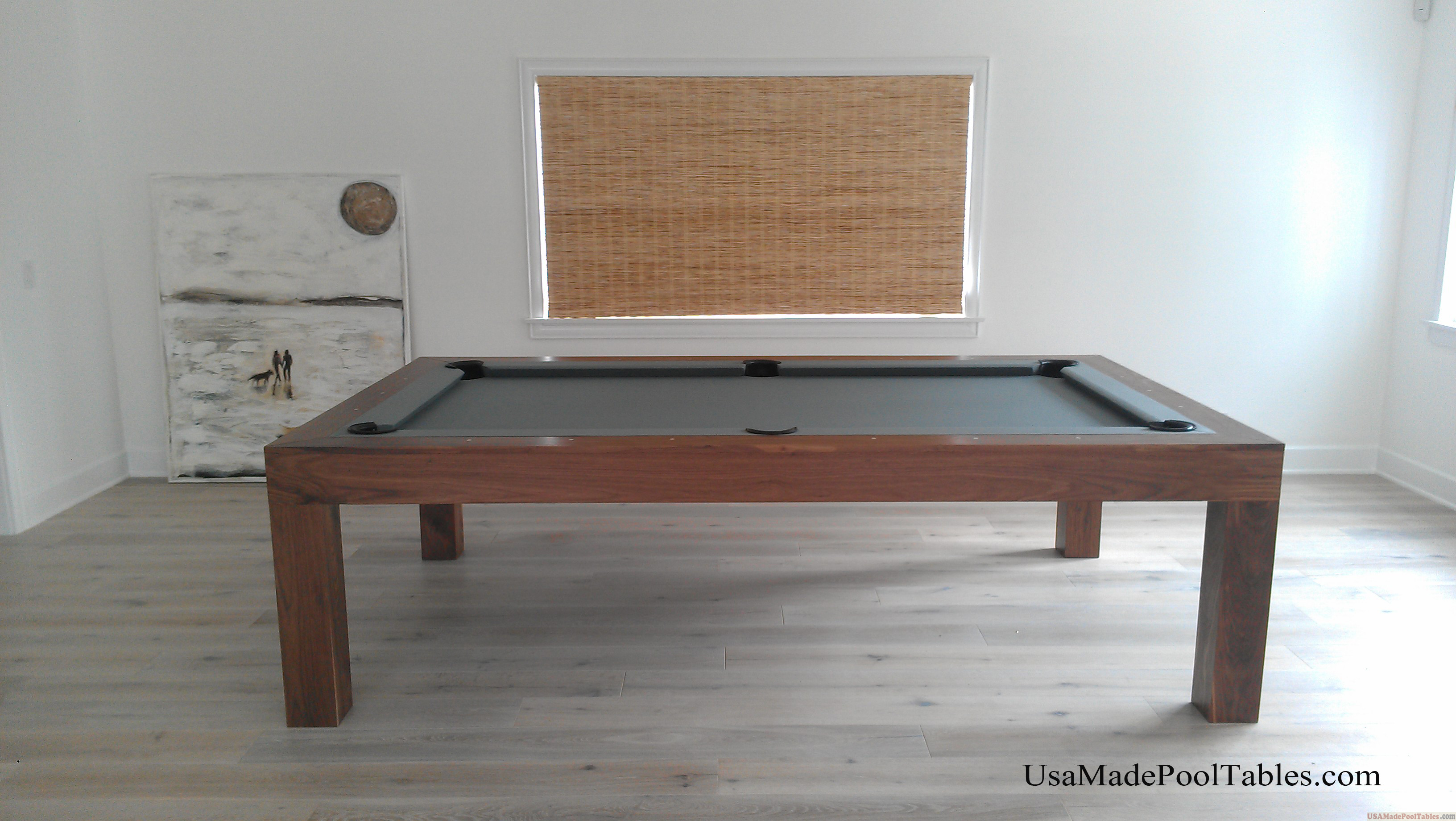 CONTEMPORARY POOL TABLE : CONTEMPORARY POOL TABLES