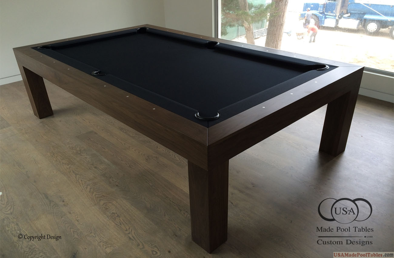 RIVIERA CONTEMPORARY POOL TABLE CONTEMPORARY POOL TABLES MODERN - How to move a pool table a few feet