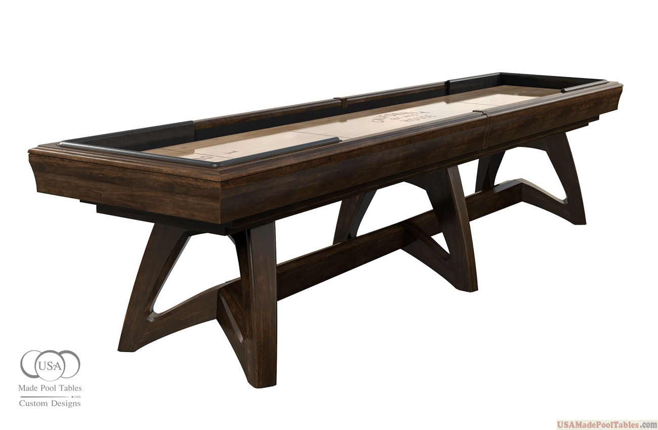 Palisades Shuffleboard Table