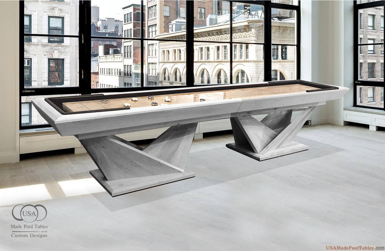 Ixion Shuffleboard Table